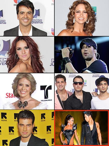 Premios People en Español 2011, Música, Cantante o Grupo