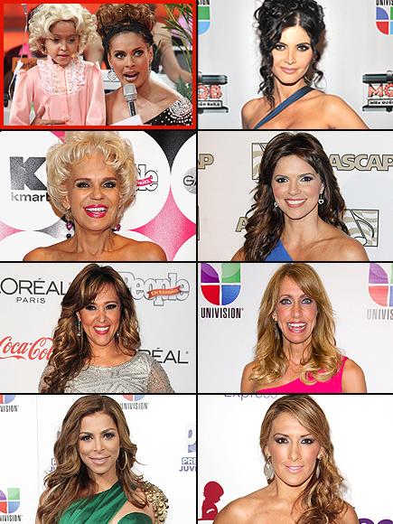 Premios People en Español 2011, Televisión