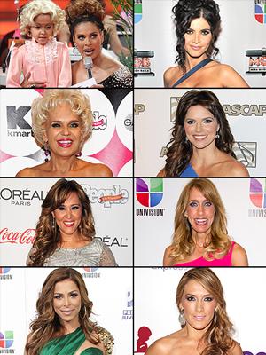 Principal Premios People en Español 2011, Televisión