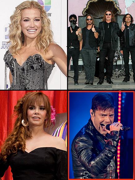 Premios People 2011, Música, Regreso