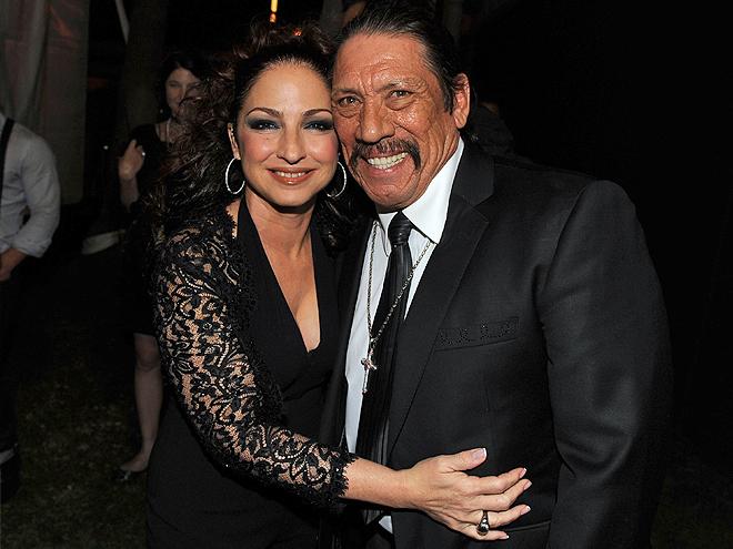 Danny TRejo, Gloria Estefan, ALMA Awards 2011, Show