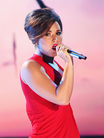 Demi Lovato, ALMA Awards 2011