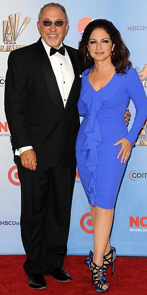 Emilio Estefan, Gloria Estefan, ALMA Awards 2011
