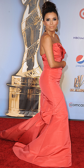 Eva Longoria, ALMA Awards 2011