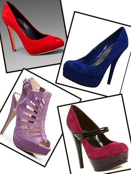 Zapatos para el otoño 2011