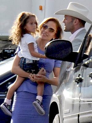 Jennifer López, Jason Statham, Emme