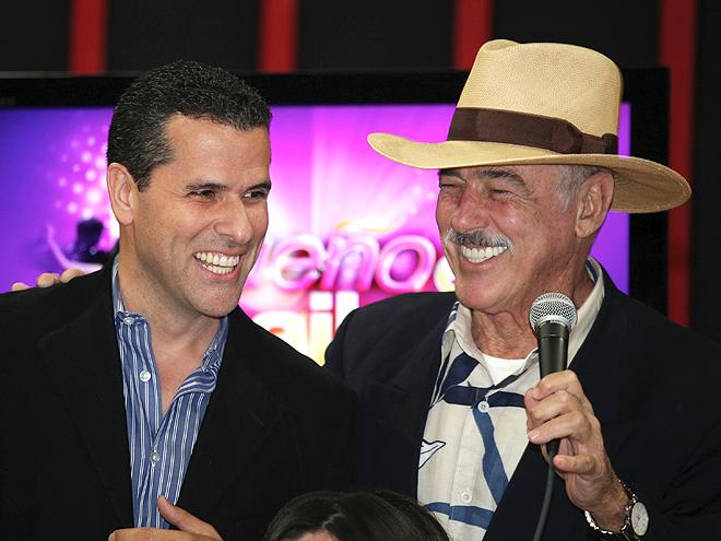 Marco Antonio Regil, Andrés García