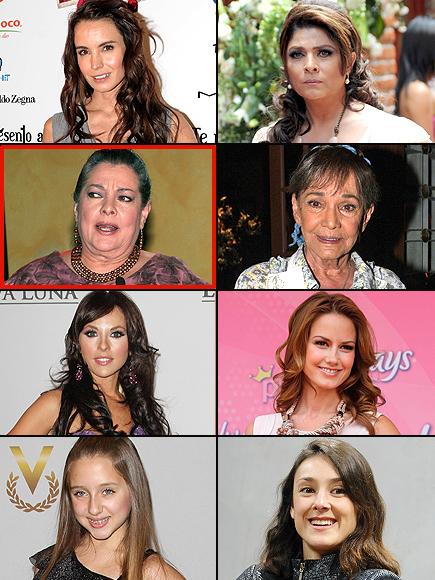 MEJOR ACTRIZ SECUNDARIA, Premios People 2011