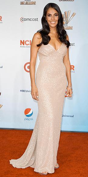 Sandra Echeverría, ALMA Awards 2011