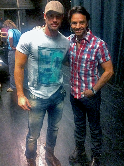 William Levy, Eugenio Derbez