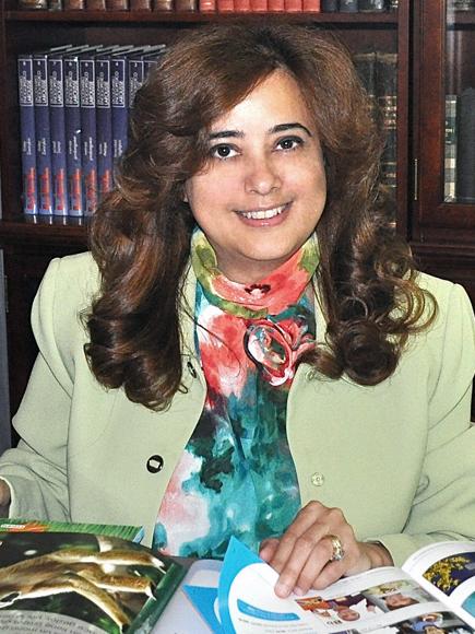 Yanitizia Canetti, Las 25 mujeres más poderosas, 2011