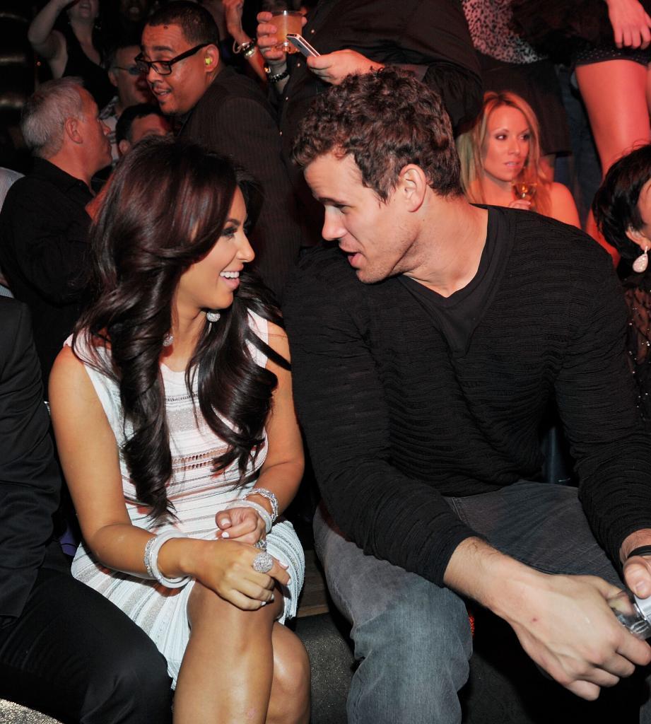 Kim Kardashian y Kris Humphries