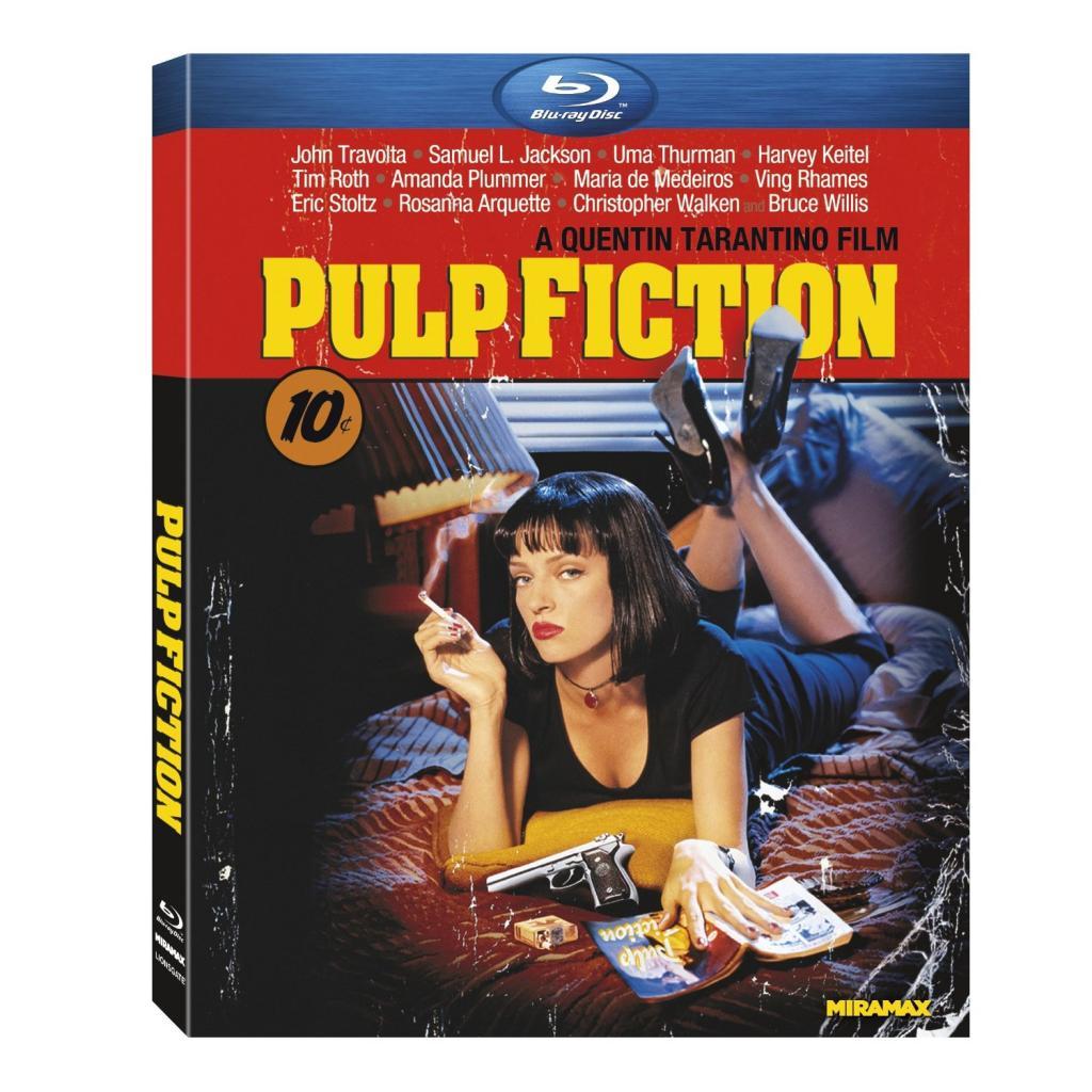 Pulp Fiction en Blu-Ray