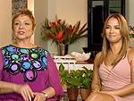 Angie Benítez y Adamari López