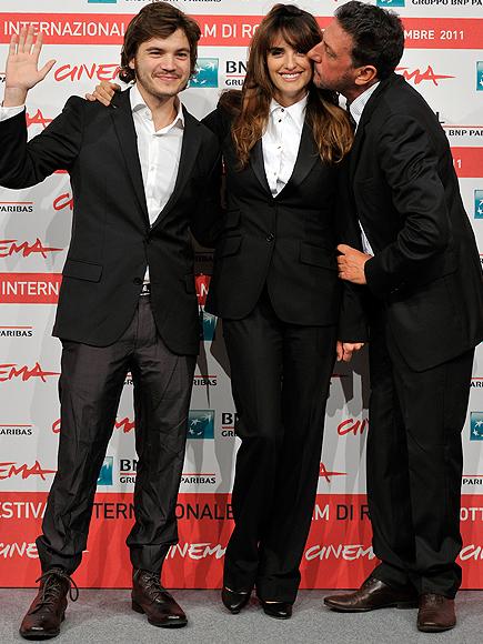 Emile Hirsch, Penélope Cruz, Sergio Castelitto