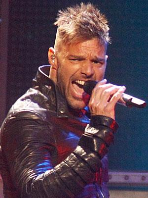 Ricky Martin, ModaBlog