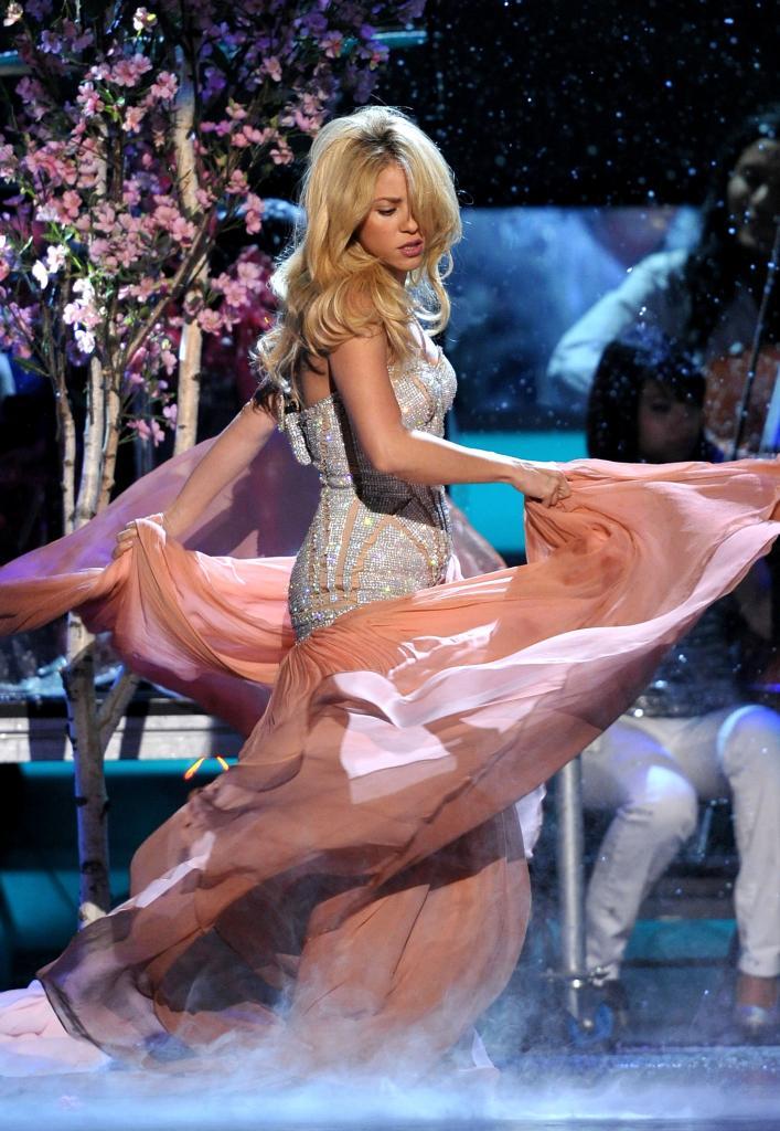 Shakira, Latin Grammy 2011