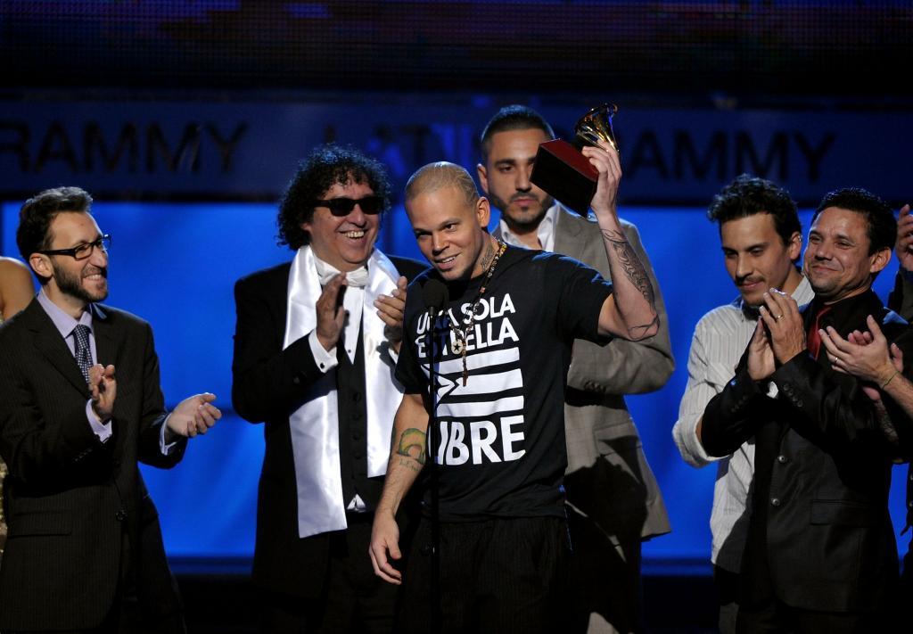 René Pérez, Calle 13, Latin Grammy 2011