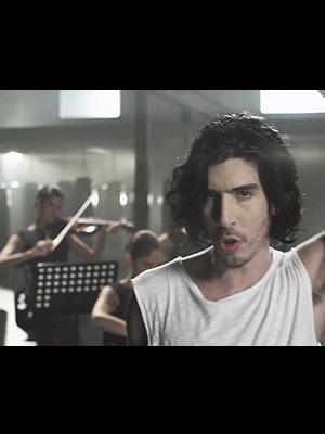 "Andrés Cuervo: ""Love, love, love"""