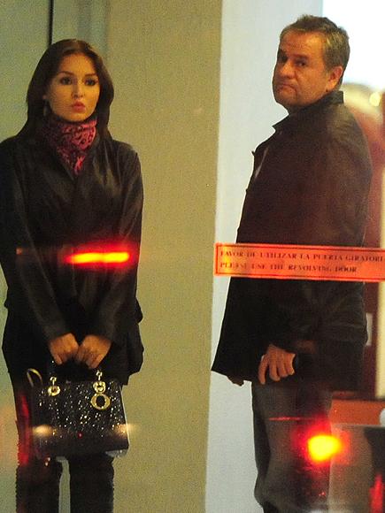 Angelique Boyer y El Guero Castro