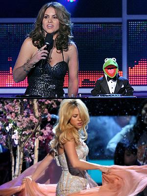 Lucero, Kermit, René, Shakira