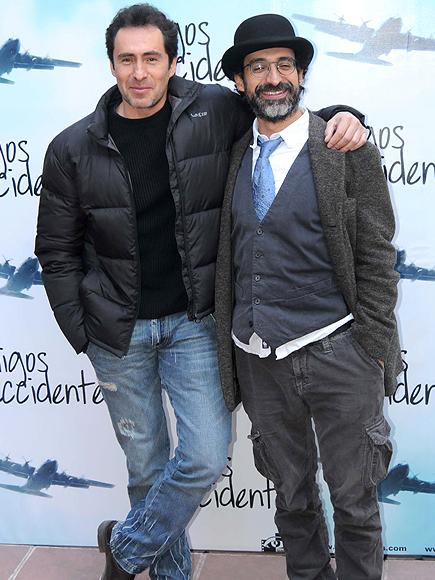 Demián Bichir y Bruno Bichir
