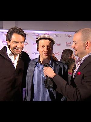Eugenio Derbez, Rob Schneider