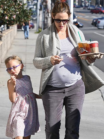 Violet, Jennifer Garner