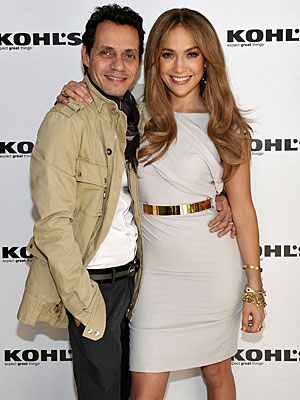 Jennifer López, Marc Anthony, ModaBlog
