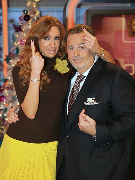Lili Estefan, Raúl de Molina