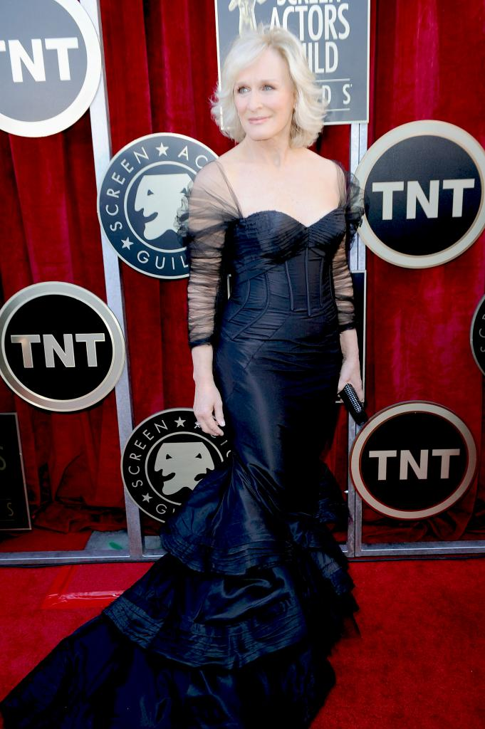 Glenn Close, SAG Awards 2012