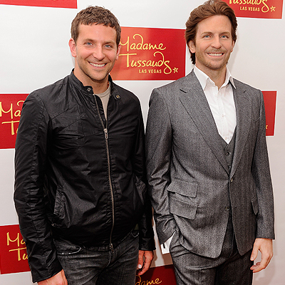 Bradley Cooper, Clones de cera 2012