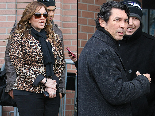 Jenni Rivera, Lou Diamond Phillips