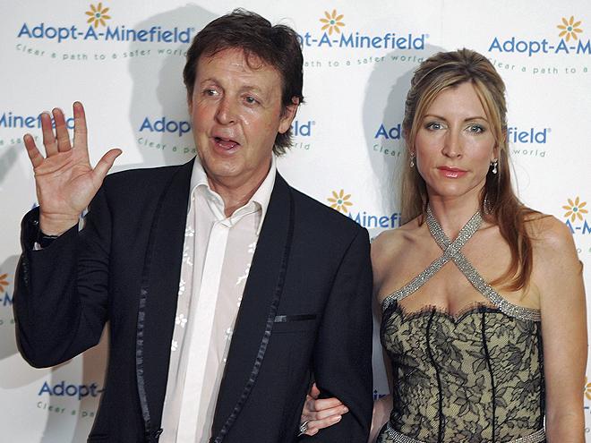 Paul McCartney, Heather Mills, Relaciones peligrosas