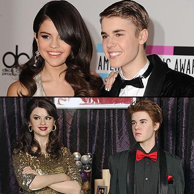 Selena Gómez, Justin Bieber, Clones 2012