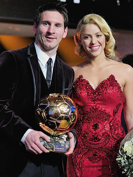 Shakira, Leonel Messi