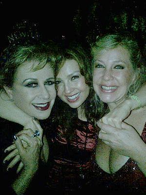 Laura Zapata, Thalía, Ernestina Sodi