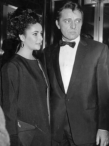 Elizabeth Taylor, Richard Burton, Relaciones peligrosas