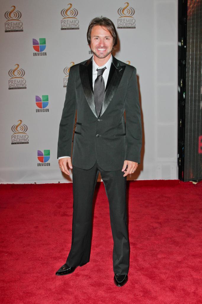 Christian Suárez, Premio Lo Nuestro 2012