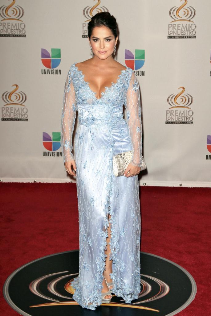 Danna García, Premio Lo Nuestro 2012