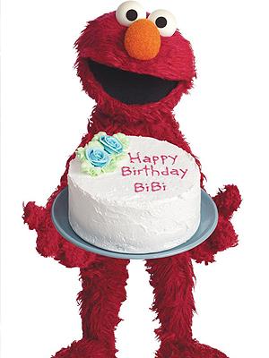 Elmo, famosos en twitter