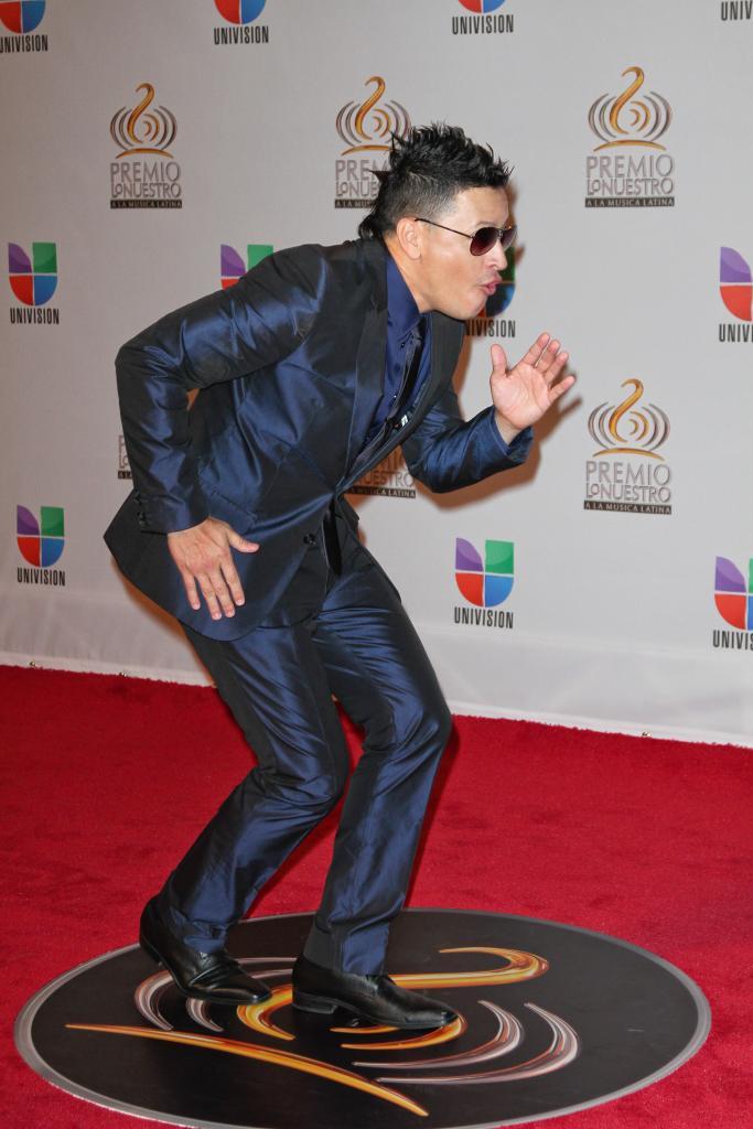 Elvis Crespo, Premio Lo Nuestro 2012