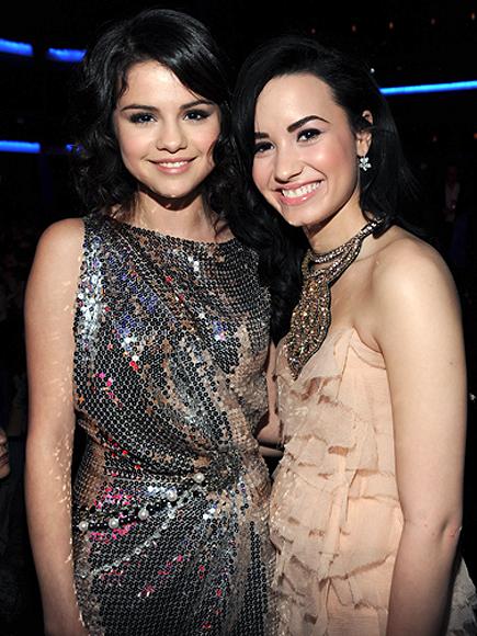 Demi Lovato, Selena Gómez, BFF's