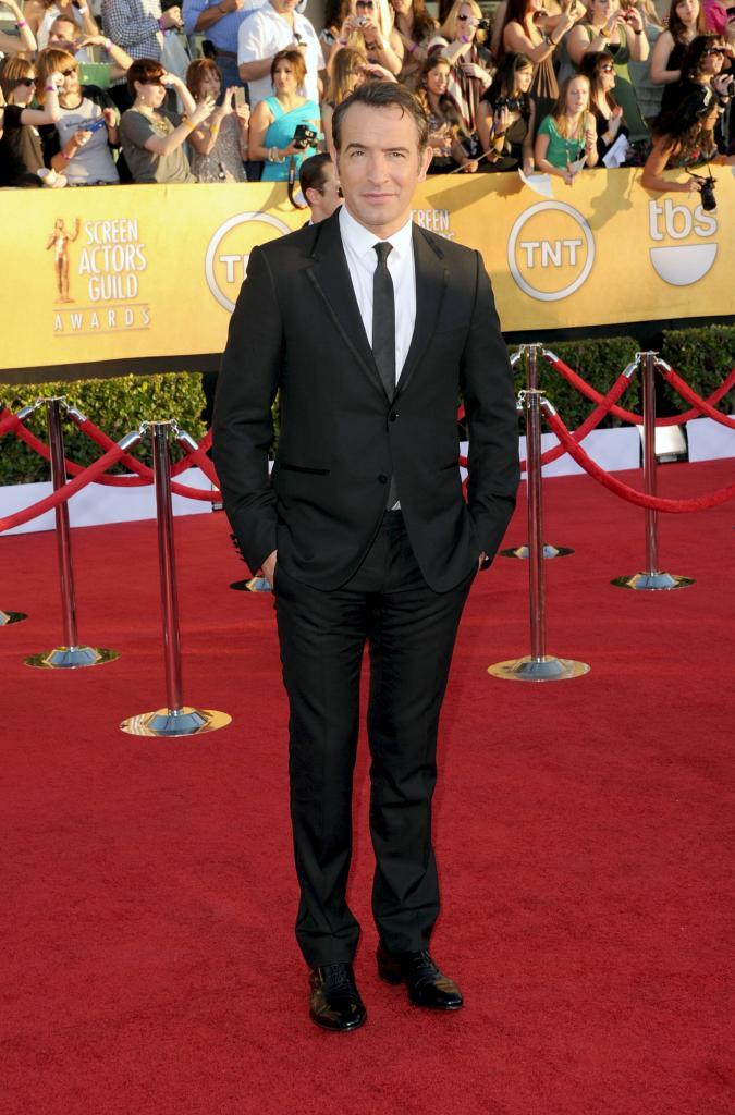 Jean Dujardin, SAG Awards 2012