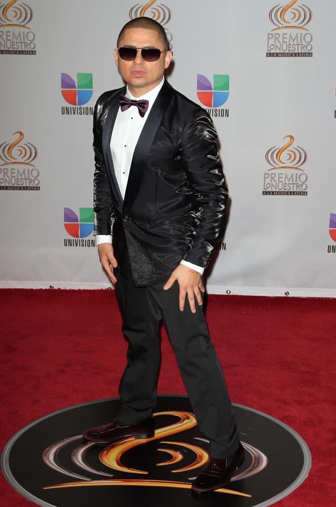 Larry Hernández, Premio Lo Nuestro 2012