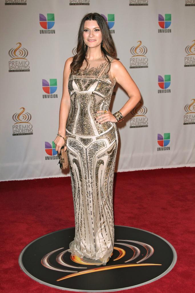 Laura Pausini, Premio Lo Nuestro 2012