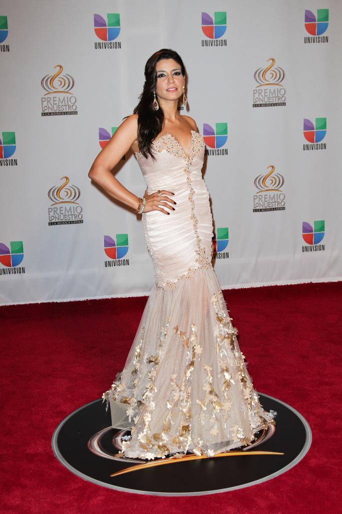 Lena Burke, Premio Lo Nuevo 2012