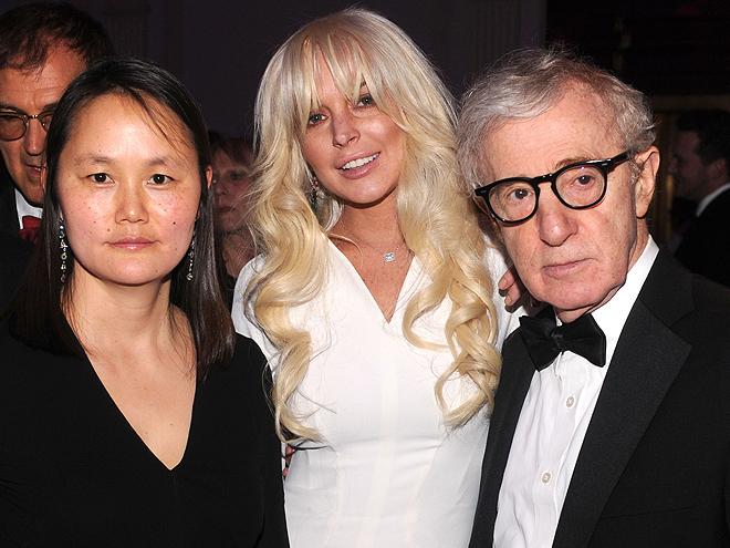 Soon-Yi, Lindsay Lohan, Woody Allen
