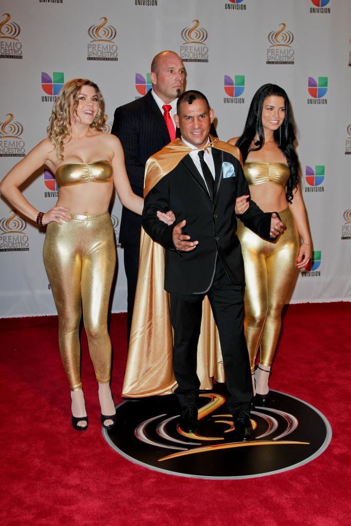 """Héctor """"El macho"""" Camacho, Premio Lo Nuestro 2012"""