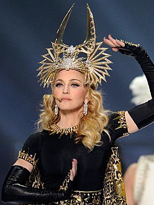 Madonna en el Súper Tazón